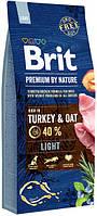 170841/6604 Brit Premium Light, 15 кг
