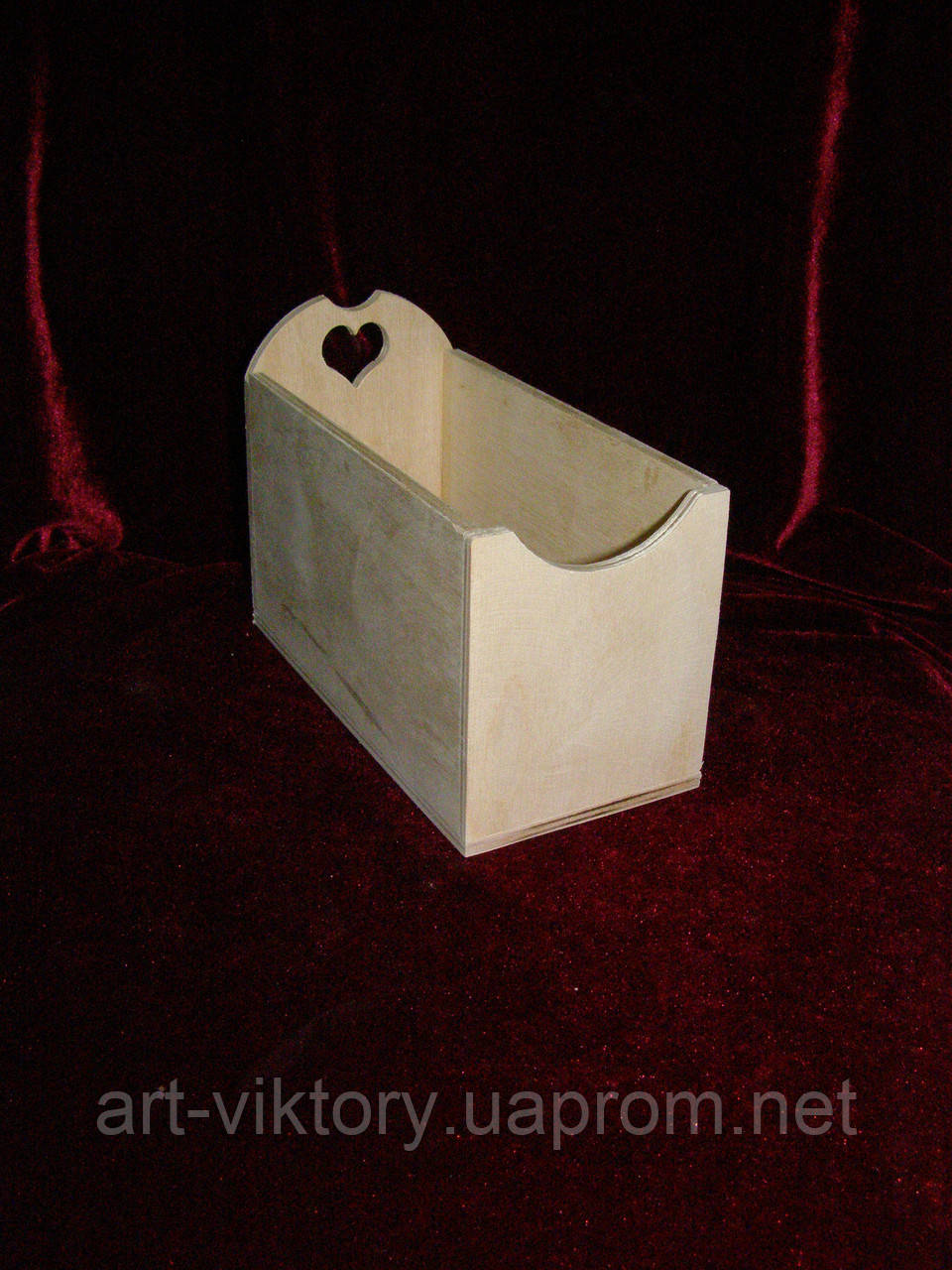 Чайный короб одинарный (8 х 17 х 12 см)