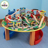 Kidkraft - дерев'яні іграшки, конструктори, тематичні набори