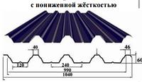 Профнастил ПК-60