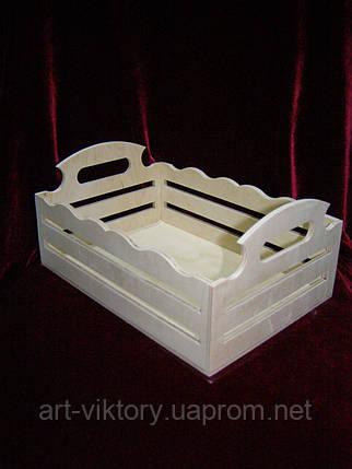 Короб с прорезями (27,5 х 18,5 х 12,5 см), фото 2