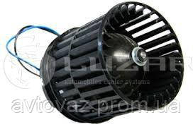 Мотор печки ВАЗ 21214 Urban Нива (1,7 инж) (LFh 01214) ЛУЗАР