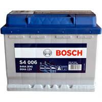 Аккумуляторная батарея 60А BOSCH 0092S40060