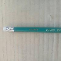 Карандаши с резинкой Conte 12 штук, фото 1