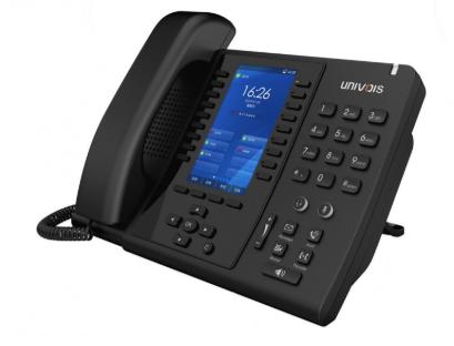 IP телефон Univois U6S, фото 2