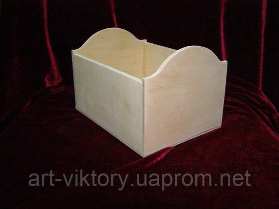 Короб, декор и интерьер (17,5 х 13 х 11,5 см), фото 2