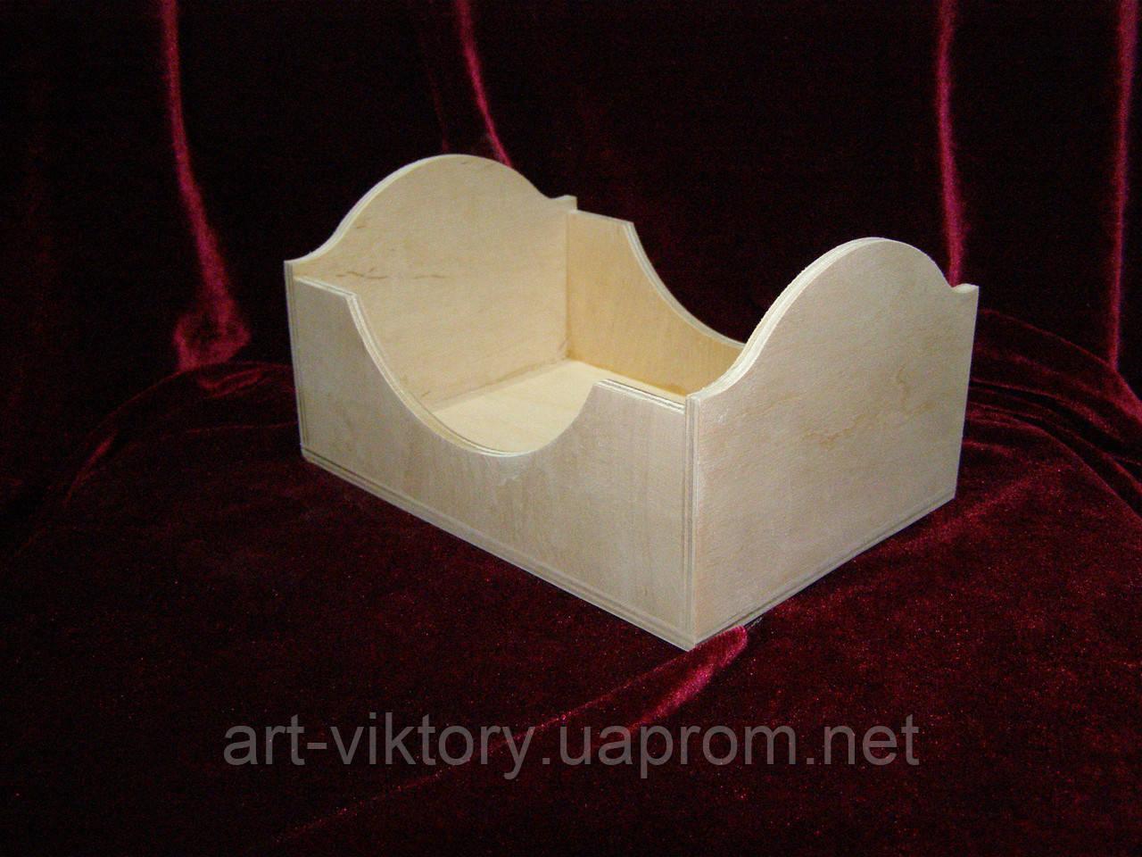 Короб (18,5 х 13 х 9,5 см)