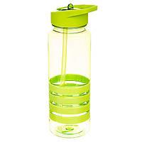 Бутылка для спорта, зеленая (800 мл.)
