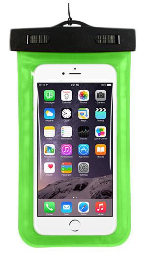 Чехол водонепроницаемый DryPouch green