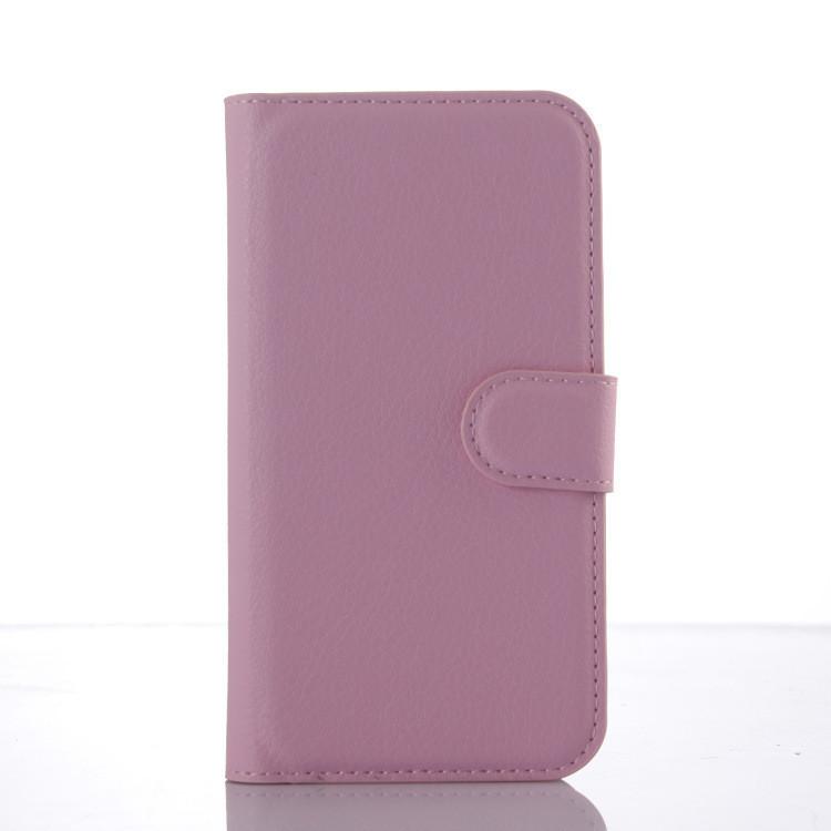 Чехол-книжка Bookmark для Samsung Galaxy J3 2016/J320 pink