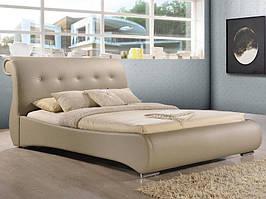 Кровать Mokka цвет капучино