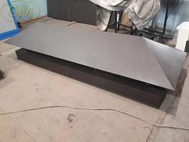 Изготовление изделий из оцинкованной стали с полимерным покрытием