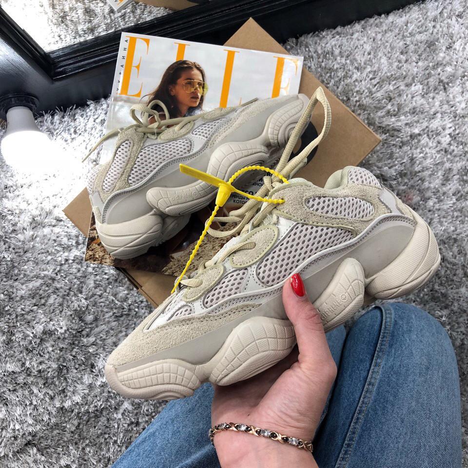 e4e9cbb87225 Мужские кроссовки Adidas Yeezy Desert Rat 500 реплика  продажа, цена ...