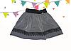 Детская стильная школьная юбка для девочки Fashion