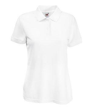 Женская футболка Поло 212-30-В464  fruit of the loom