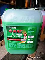 Антифриз NAC PREMIYM (-40) зелёный G11, 10кг, фото 1
