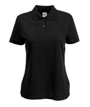 Женская футболка Поло 212-36-В467  fruit of the loom