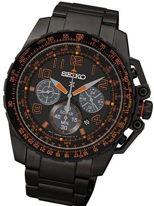 Часы мужские Seiko Solar Chronograph SE-SSC277