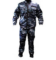 Костюм Охрана камуфляж  Security suit