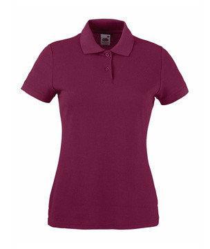 Женская футболка Поло 212-41-В470  fruit of the loom