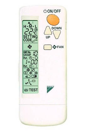 Пульт управления инфракрасный Daikin BRC7G53, фото 2