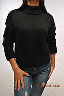 Теплейший модный свитер,75% шерсти