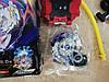 Beyblade Nightmare Longinus B-97 TD (Бейблейд Луинор Ночной Кошмар) 3 сезон, фото 2