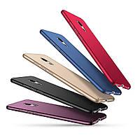 Чехлы для Meizu M5 Note Софт-тач матовые