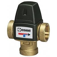 """Термостатический смесительный клапан 1/2"""" DN15 35-60°С kvs 1,5"""