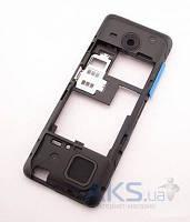 Средняя часть корпуса Nokia 206 Asha Dual Sim Blue