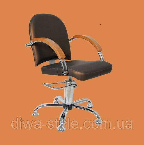 Кресло парикмахерское Мила