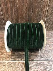Бархатная Лента (Велюровая) 10 мм, 50 ярд