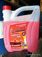 Антифриз NAC PREMIYM (-42) красный G12, 5кг, фото 1
