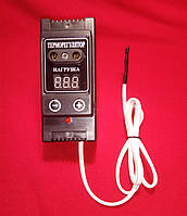 Цифровой терморегулятор Квочка для инкубатора +5 °C … +50 °C, фото 1