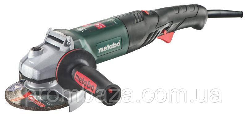 Болгарка Metabo WEV 1500-125 RT, фото 2