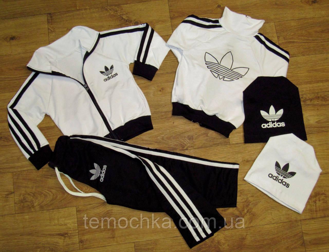 Спортивный детский костюм Adidas