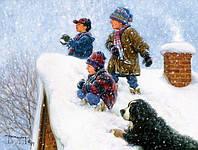 Выпал снег! А ты уже одел своего ребенка в NANO?
