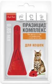 Празицид  КОМПЛЕКС для котов