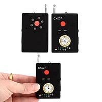 Детектор жучков CX007 скрытых видеокамер и аудио устройств