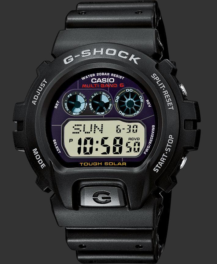 Часы Casio G-Shock GW6900-1