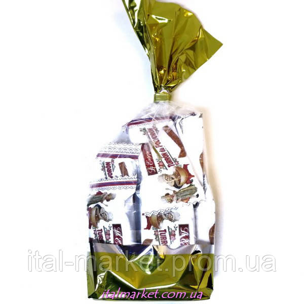 Шоколадные Туроны в наборе Turron de Polvoron 400г, Испания