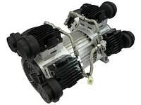 Компрессорный двигатель+головка Dolphin P2500TF (380 В.)