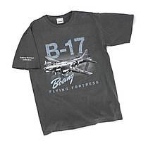 Оригинальная футболка Boeing B-17 Heritage T-shirt 110010010421 (Grey)
