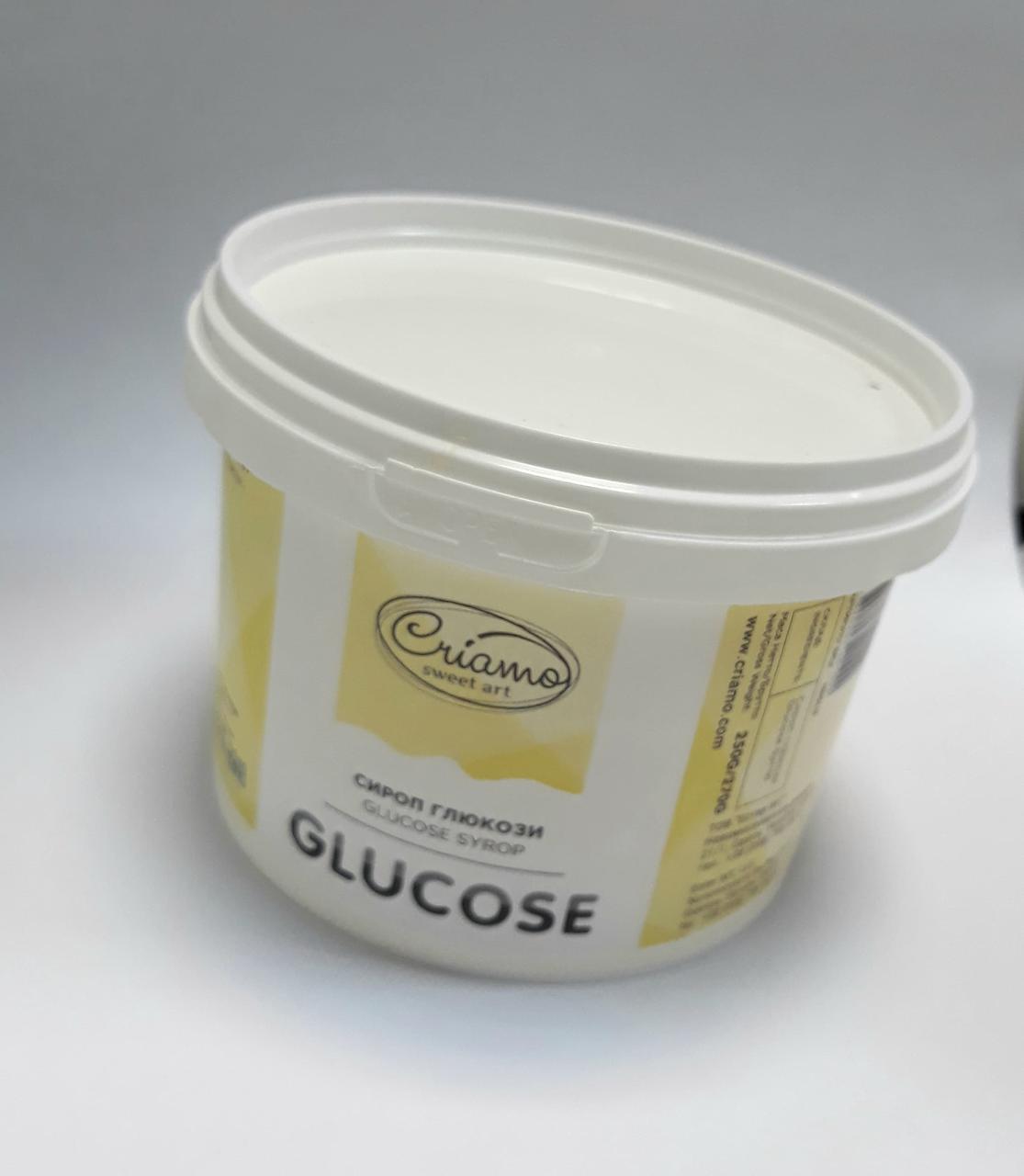 Глюкоза пищевая 250гр Criamo -06237