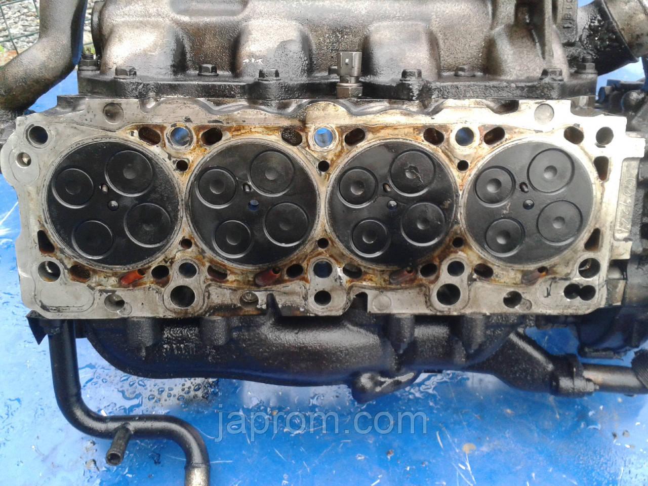 Головка блока цилиндров (ГБЦ) Mazda 323 BJ 626 GF Premacy 1998-2005г.в. 2.0 дизель