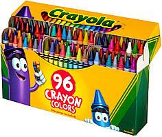 Crayola Восковые карандаши Crayons 96  шт .