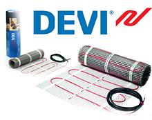 Нагревательные маты Devi (Дания)