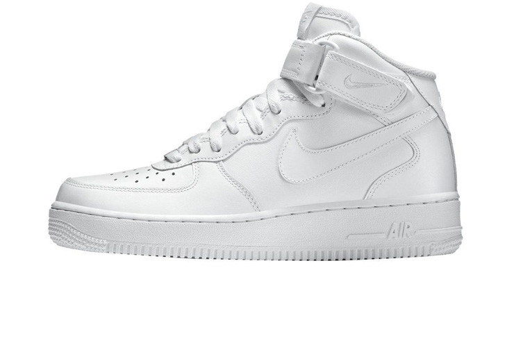 the best attitude 6c396 39bb9 Оригинальные кроссовки Nike Air Force 1 Mid 07 White (ART. 315123 111)