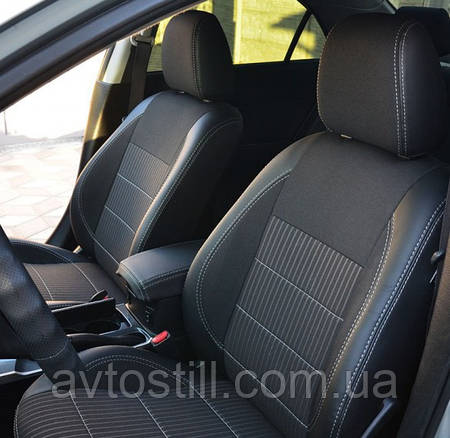 Чехлы для Mazda6 1 поколение
