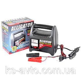 Зарядное устройство для свинцово-кислотных аккумуляторов (12V/6аmp) ALLIGATOR